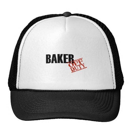 Baker Light Trucker Hat