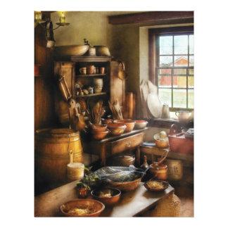 Baker - Nothing like home cooking Custom Flyer