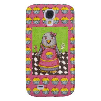 Baker Penguin iPhone 3G case! Galaxy S4 Case
