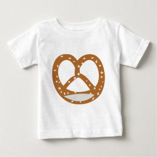 baker pretzel bakery logo symbol baby T-Shirt