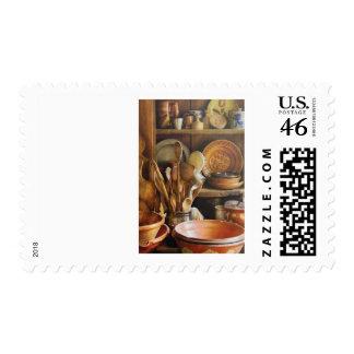 Baker - Remembering Momma Stamp