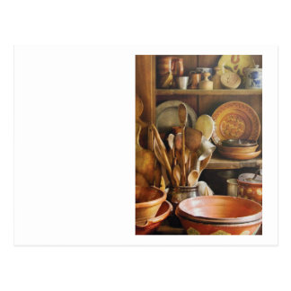 Baker - Remembering Momma Postcard