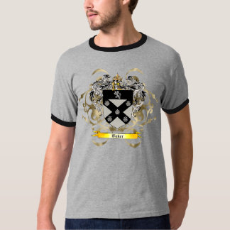 Baker Shield / Coat of Arms T-Shirt