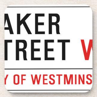 Baker Street Beverage Coaster