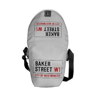 Baker Street Courier Bag