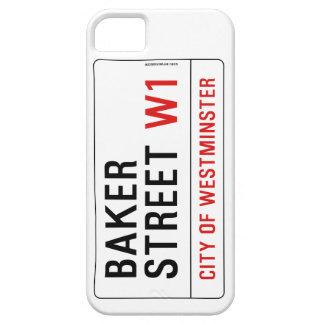 Baker Street iPhone SE/5/5s Case