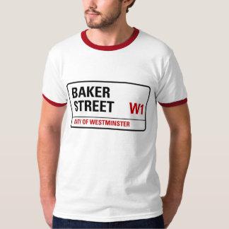Baker Street Sign T Shirt