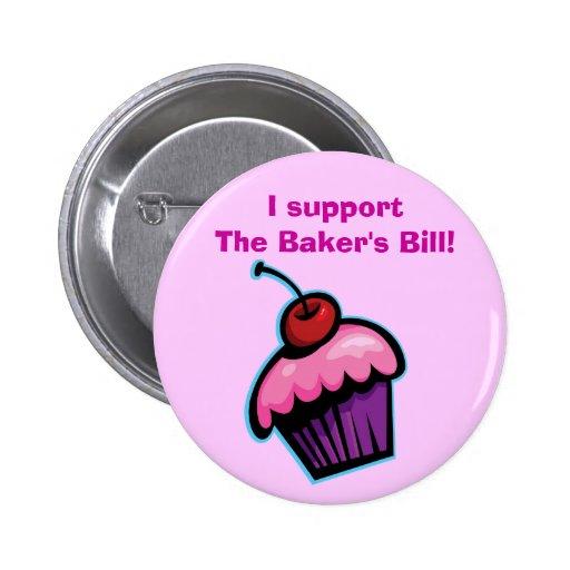 Baker's Bill Button