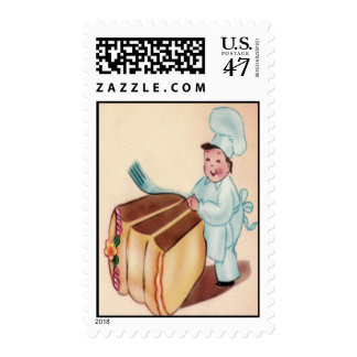 Bakers Cake Stamps
