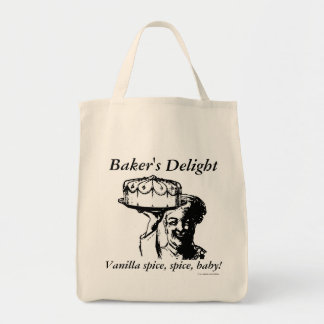Baker's Delight Tote Bag