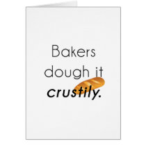 Bakers Do it! Card