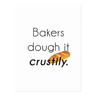 Bakers Do it! Postcard