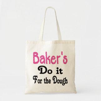 Baker's Dough Bag