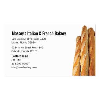Baker's Dozen Business Card
