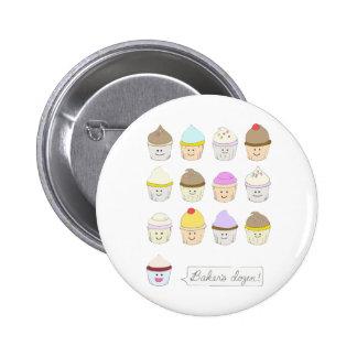 Baker's Dozen Button