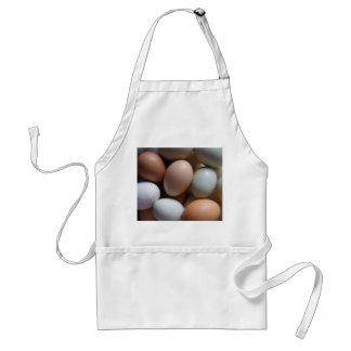 Bakers Dozen Farm Fresh Eggs Adult Apron