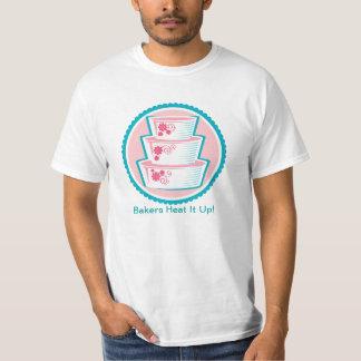 Bakers Heat It Up! T-shirt