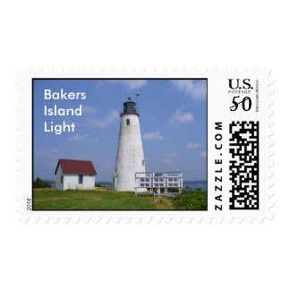 Bakers Island Light Postage