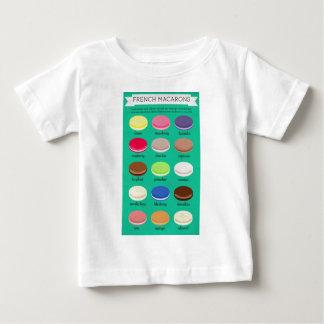 Baker's Joy Collection: French Macarons Baby T-Shirt