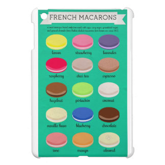 Baker's Joy Collection: French Macarons iPad Mini Cases