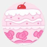 Bakers Joy Round Stickers