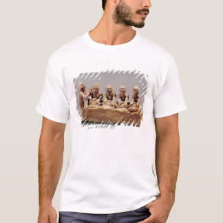 Bakers kneading dough at Thebes T-Shirt