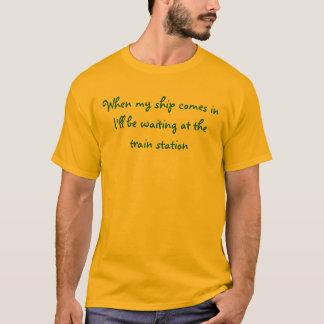 Baker's Maxim T-Shirt