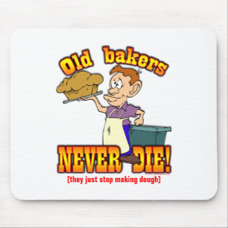 Bakers Mouse Pad
