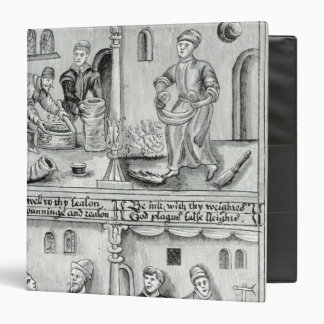 Bakers of York, A.D, 1595-96 3 Ring Binder