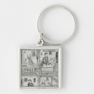 Bakers of York A.D, 1595-96 Keychain