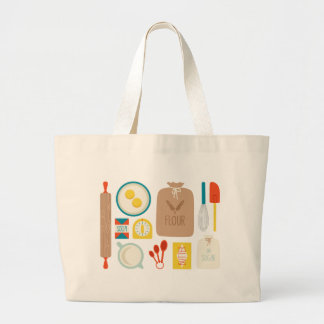 Baker's Supplies Tote Bags