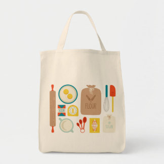 Baker's Supplies Tote Bag