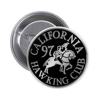 Bakersfield 1997 pin redondo de 2 pulgadas