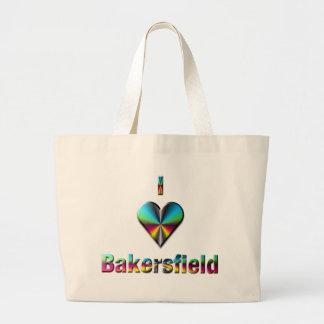 Bakersfield -- Blue Green & Burgundy Bag
