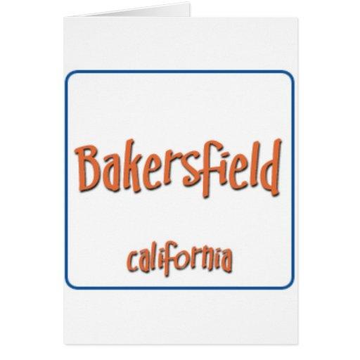 Bakersfield California BlueBox Felicitaciones