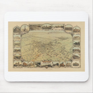 Bakersfield California in 1901 Mouse Pad