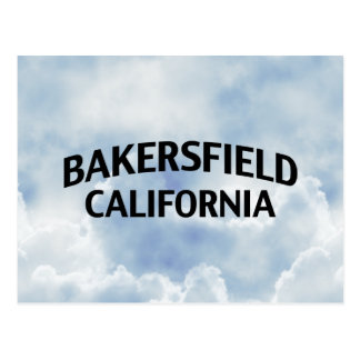 Bakersfield California Postcard