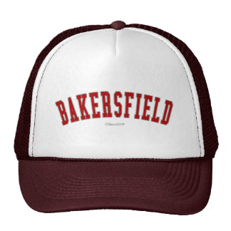Bakersfield Gorros