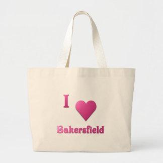 Bakersfield -- Hot Pink Bag