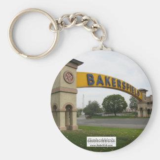 Bakersfield Key Chain