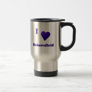 Bakersfield -- Midnight Blue Mugs