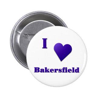 Bakersfield -- Midnight Blue Pins