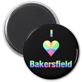 Bakersfield -- Pastels Magnets