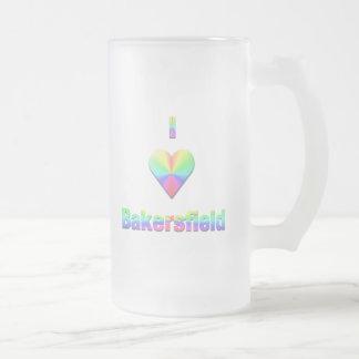 Bakersfield -- Pastels Mug