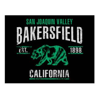 Bakersfield Postcard