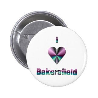 Bakersfield -- Purple & Turquoise Pins