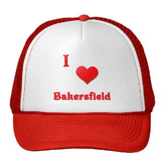 Bakersfield -- Rojo Gorras