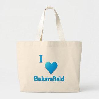 Bakersfield -- Sky Blue Canvas Bag