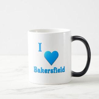 Bakersfield -- Sky Blue Coffee Mug