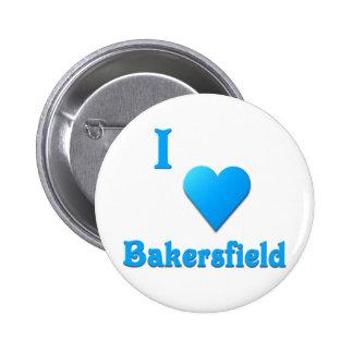 Bakersfield -- Sky Blue Pin